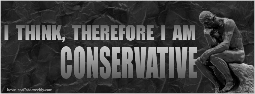 Conservative facebook cover