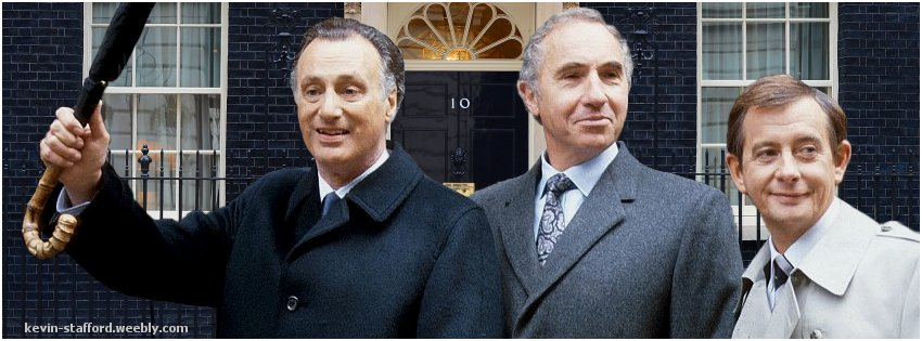 Yes Prime Minister facebook cover